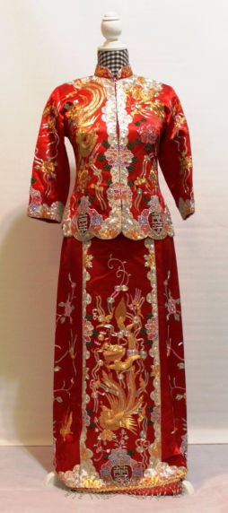 Tea ceremony dress