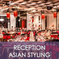 Modern Asian Decoration & Styling