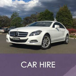 Sydney wedding car and limo hire